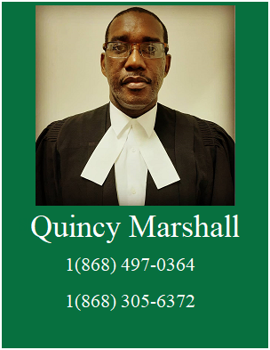 Quincy Marshall